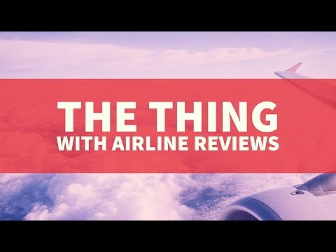 Opinion Vlog: Airlines are huge. Our experiences are a drop in the bucket.