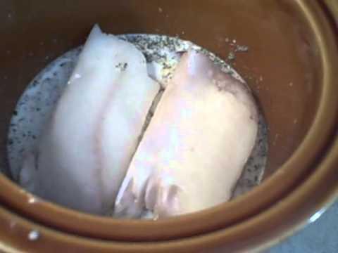 Fish Chowder in a Crock Pot by Chef Dog.mp4