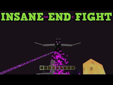 Minecraft Xbox 360 / PS3 - SUPER HARDCORE ENDER DRAGON