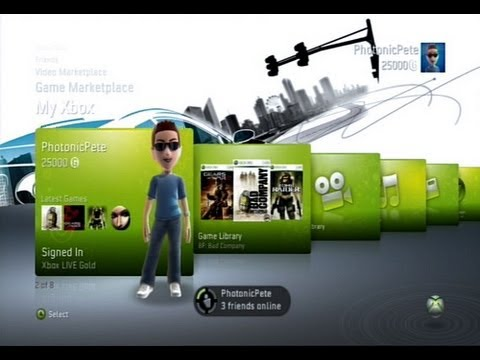 How to recover Gamertag on Xbox 360 Console - 2013