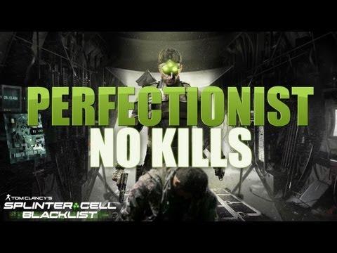 Splinter Cell: Blacklist - Perfectionist No Kills - Mission 7: Transit Yards