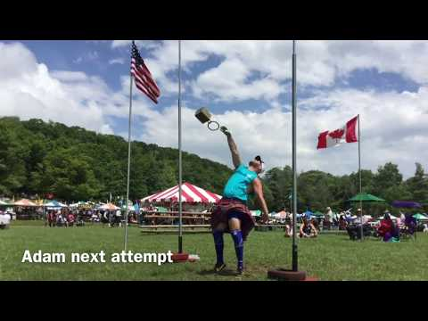 Grandfather Mountain         Highland Games                       2017 WOB
