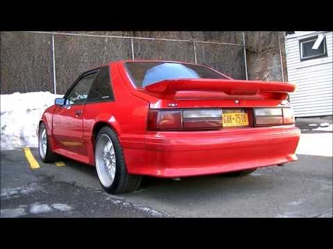 1993 Mustang GT 5.0 For Sale. -SOLD