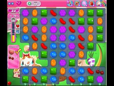 candy crush saga level 70-74
