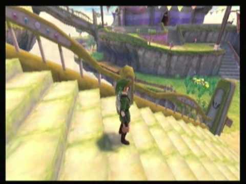 The Legend of Zelda Skyward Sword: Playthrough Part 20 (Rupee Farming)