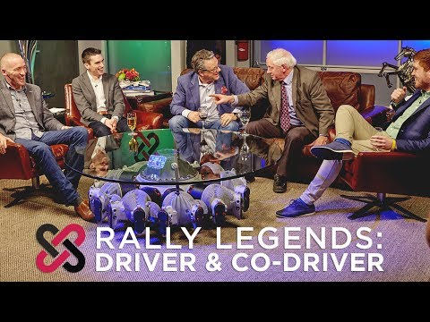 Team Ireland Rally Legends | Relationship of Driver & Co-Driver