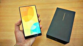 Xiaomi Mi Mix - Unboxing & First Look! (4K)