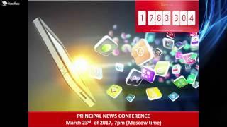 GEM4ME. PRINCIPAL NEWS CONFERENCE. 23.03.2017/английский/