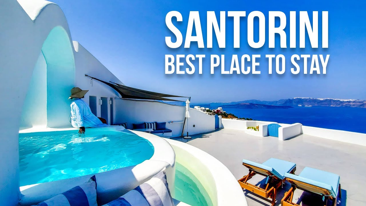 Download Where To Stay In Santorini Greece   Best Airbnb In Santorini Tour MP3 Gratis