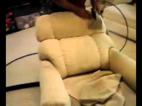 Recliner Cleaning in Mesa, Arizona