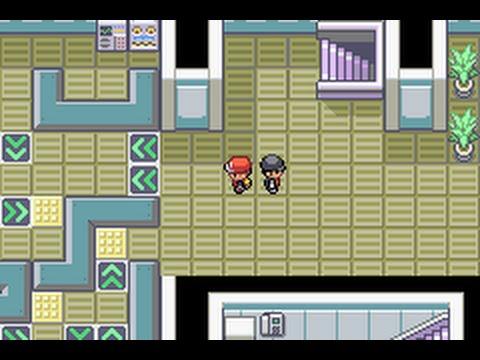 Rocket Hideout Walkthrough - Pokémon FireRed/LeafGreen