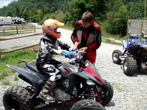 Ryan's ATV learning