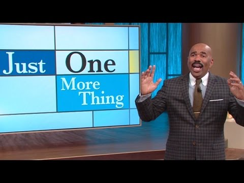 He pushed that woman! || STEVE HARVEY
