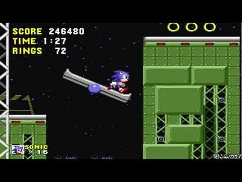 Sonic 1 - Star Light Zone