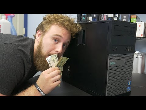 How to Make Money Selling PC's - Benchmarks & How to Sell