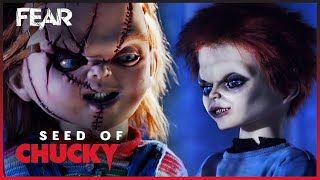 Chucky Vs Glen , Seed Of Chucky