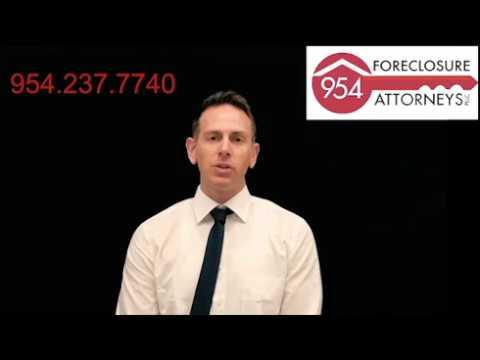 Deed In Lieu Process Broward | 954 Foreclosure Attorneys | 954.237.7740