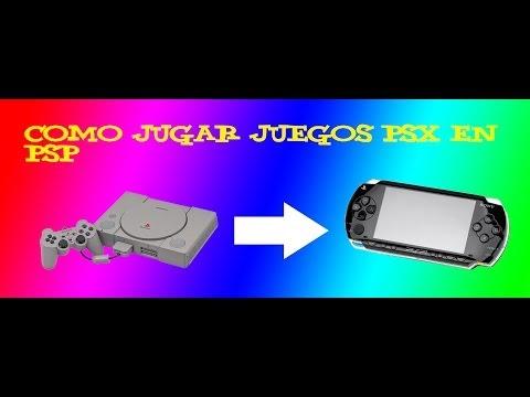 TUTORIAL | JUGAR JUEGOS PSX EN TU PSP | HD
