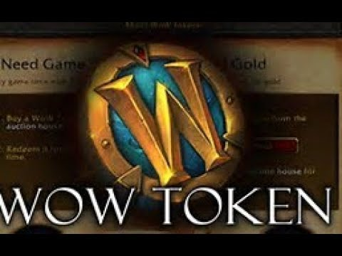 How to sell WoW Tokens