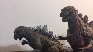 Godzilla Training