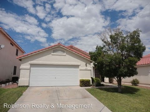 Las Vegas Rental Homes 3BR/2BA by Las Vegas Property Management