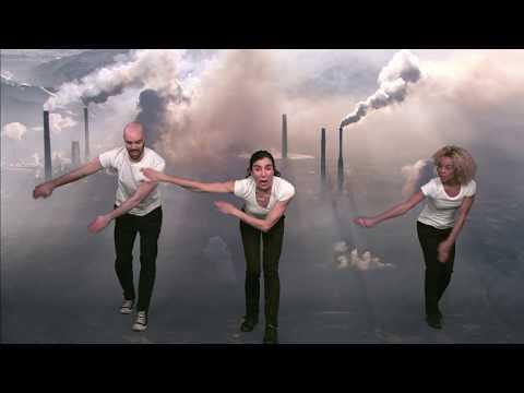The Pollution Dance by Blanca Li TUTORIAL