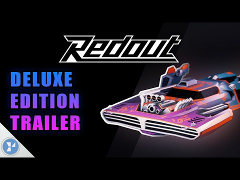 Redout - FREE DLC, HUGE UPDATE, Deluxe Edition, Soundtrack...