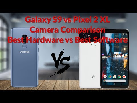 Samsung Galaxy S9 vs Pixel 2 XL Camera Comparison Best Hardware vs Best Software - YouTube Tech Guy