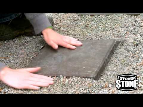 How to Install Stomp Stone