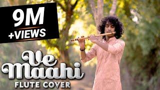 Ve Maahi flute cover instrumental | kesari | akshay kumar & parineeti chopra | Divyansh Shrivastava