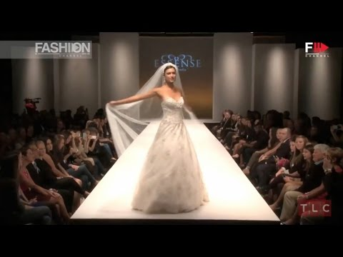 NEW YORK INTERNATIONAL BRIDAL WEEK 2014 - Spring 2015 Trends