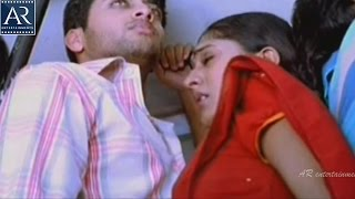Sheela and Navdeep in Bus | Seethakoka Chiluka Movie Scenes | AR Entertainments