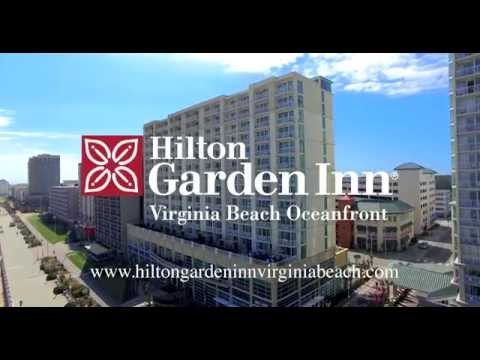Weddings at the Hilton Garden Inn Virginia Beach Oceanfront