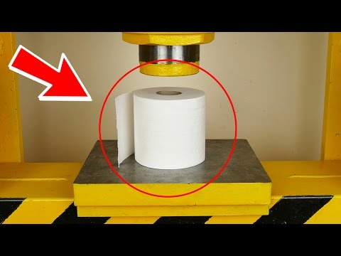 THE MOST SATISFYING HYDRAULIC PRESS VIDEO !! - THE SMASHER SHOW