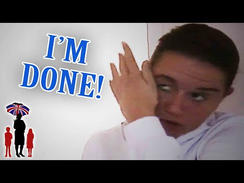 Supernanny | Mom Storms Out On Supernanny