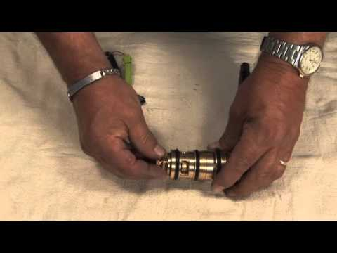 Thermotec shower thermostatic cartridge