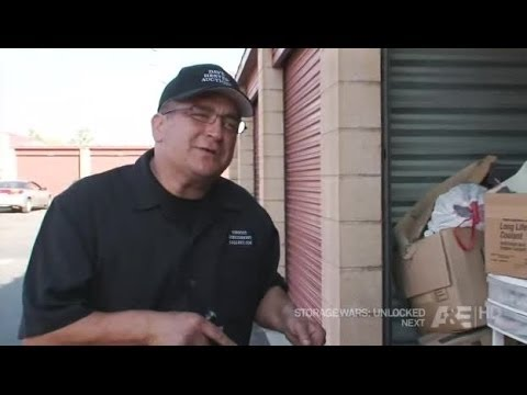 Storage Wars Season 2 Episode 11 (s02e11) Almost the Greatest Show on Earth