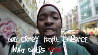 Suli Breaks - Crazy People Will One Day Rule The World