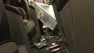 Turbulence rocks AA flight, Knee Defender spat: Strange Airlines travel stories compilation part 2