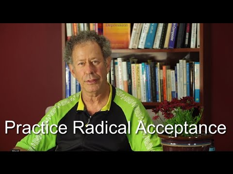 Practice Radical Acceptance