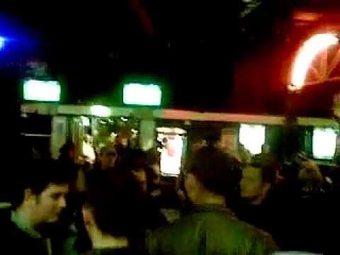 Birmingham City fans in blackpool 26/11/11