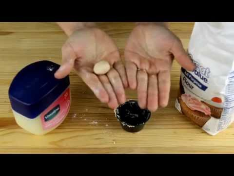 How to Make Scar Wax (Nose Putty) Around the House FX