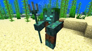 drowned mob minecraft Videos - ytube tv