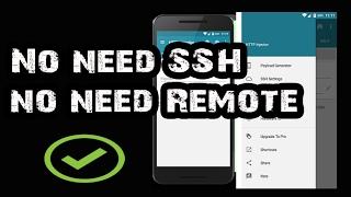 Cara membuat Akun SSH dan Mencari Squid Proksi | Http