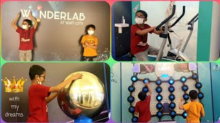 Explore the world of science   wafi city   Entertainment for kids   @With my dreams
