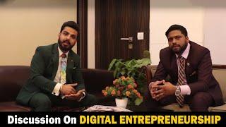 Digital Entrepreneur - करोड़पति बनना है तो 15000 रूपए की नौकरी से काम नहीं चलेगा, DIGITAL MARKETING