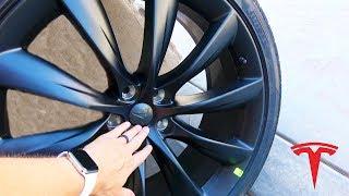 Tesla Keeps Giving Me FREE Tires!