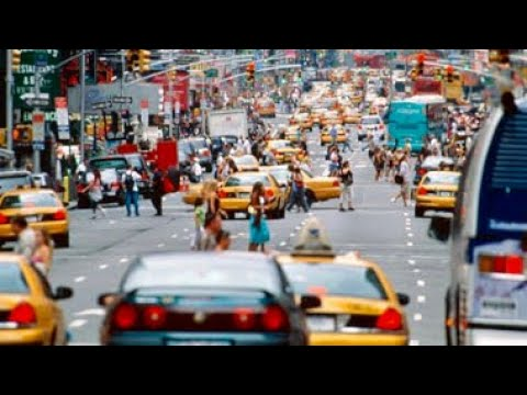 NEW YORK CITY 2018: SPRING on the STREETS of MANHATTAN! [4K]