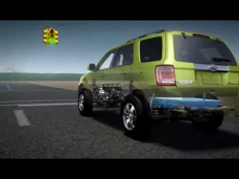 Escape - Hybrid Brakes