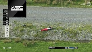 WRC - Dayinsure Wales Rally GB 2018: Highlights Stages 15-18